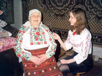Весілля у селі деревні жовківського